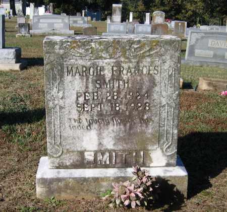 SMITH, MARGIE FRANCES - Lawrence County, Arkansas | MARGIE FRANCES SMITH - Arkansas Gravestone Photos