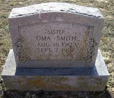 SMITH, OMA - Lawrence County, Arkansas | OMA SMITH - Arkansas Gravestone Photos
