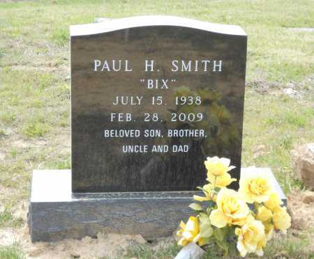 "SMITH (VETERAN), PAUL HUGH ""BIX"" - Lawrence County, Arkansas   PAUL HUGH ""BIX"" SMITH (VETERAN) - Arkansas Gravestone Photos"