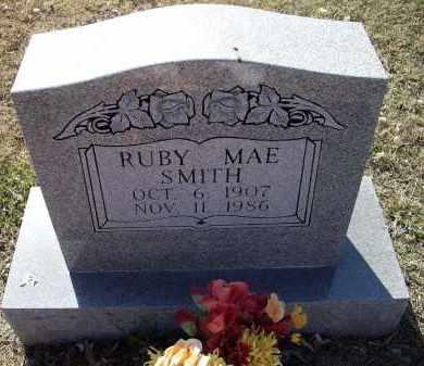 SMITH, RUBY MAE - Lawrence County, Arkansas   RUBY MAE SMITH - Arkansas Gravestone Photos