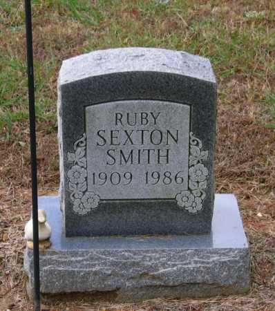 HARRIS SEXTON, MARY RUBY - Lawrence County, Arkansas | MARY RUBY HARRIS SEXTON - Arkansas Gravestone Photos