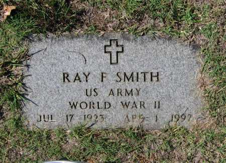 SMITH (VETERAN WWII), RAY FRANKLIN - Lawrence County, Arkansas | RAY FRANKLIN SMITH (VETERAN WWII) - Arkansas Gravestone Photos