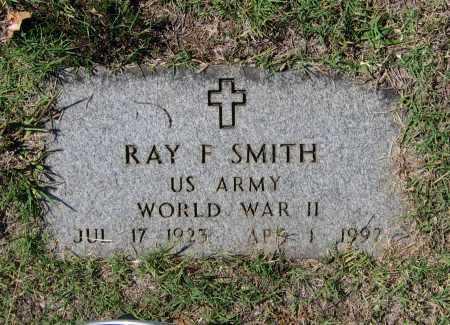 SMITH (VETERAN WWII), RAY FRANKLIN - Lawrence County, Arkansas   RAY FRANKLIN SMITH (VETERAN WWII) - Arkansas Gravestone Photos