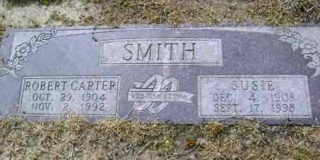 SMITH, ROBERT CARTER - Lawrence County, Arkansas | ROBERT CARTER SMITH - Arkansas Gravestone Photos