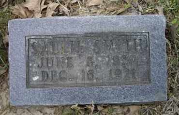 SMITH, SALLIE - Lawrence County, Arkansas | SALLIE SMITH - Arkansas Gravestone Photos