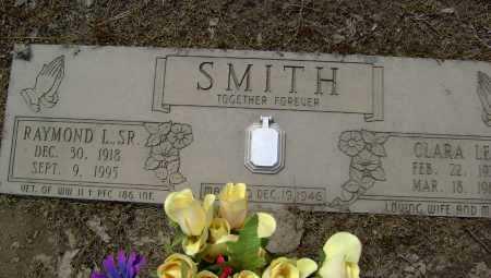 SMITH, SR., RAYMOND LEWIS - Lawrence County, Arkansas | RAYMOND LEWIS SMITH, SR. - Arkansas Gravestone Photos