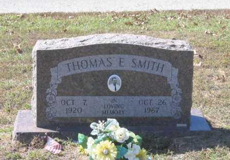 SMITH, THOMAS EMERY - Lawrence County, Arkansas | THOMAS EMERY SMITH - Arkansas Gravestone Photos