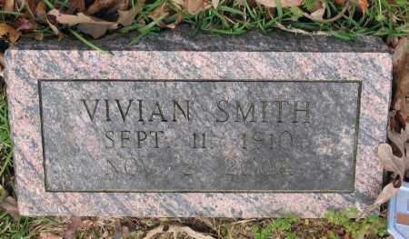 SWINDLE SMITH, VIVIAN OLIVIA - Lawrence County, Arkansas | VIVIAN OLIVIA SWINDLE SMITH - Arkansas Gravestone Photos