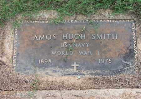 SMITH (VETERAN WWI), AMOS HUGH - Lawrence County, Arkansas | AMOS HUGH SMITH (VETERAN WWI) - Arkansas Gravestone Photos