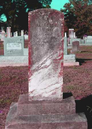 SMITH (VETERAN WWI), ALBERT FRANK - Lawrence County, Arkansas | ALBERT FRANK SMITH (VETERAN WWI) - Arkansas Gravestone Photos
