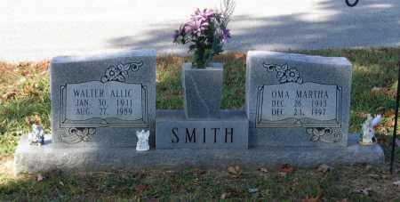 SMITH, OMA MARTHA - Lawrence County, Arkansas   OMA MARTHA SMITH - Arkansas Gravestone Photos