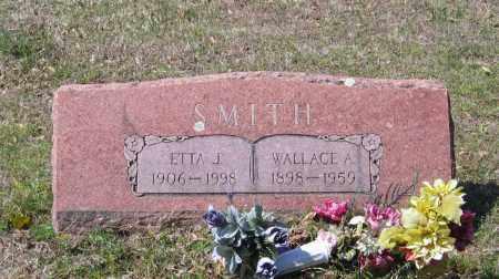 SMITH, WALLACE A. - Lawrence County, Arkansas | WALLACE A. SMITH - Arkansas Gravestone Photos