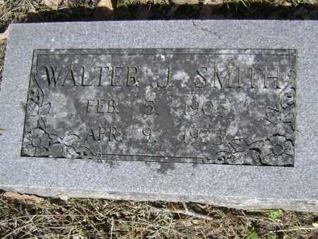 SMITH, WALTER J. - Lawrence County, Arkansas | WALTER J. SMITH - Arkansas Gravestone Photos