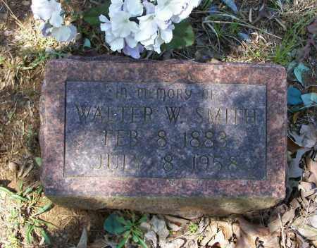 SMITH, WILLIAM WALTER - Lawrence County, Arkansas   WILLIAM WALTER SMITH - Arkansas Gravestone Photos