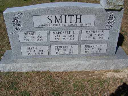 SMITH, WINNIE E. - Lawrence County, Arkansas | WINNIE E. SMITH - Arkansas Gravestone Photos