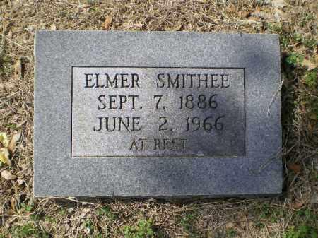 SMITHEE, ELMER JULIA - Lawrence County, Arkansas | ELMER JULIA SMITHEE - Arkansas Gravestone Photos