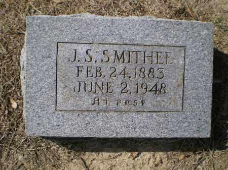 SMITHEE, JAMES SHERMAN - Lawrence County, Arkansas   JAMES SHERMAN SMITHEE - Arkansas Gravestone Photos