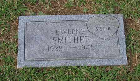 SMITHEE, LEVERNE - Lawrence County, Arkansas | LEVERNE SMITHEE - Arkansas Gravestone Photos