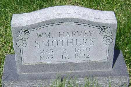 SMOTHERS, WILLIAM HARVEY - Lawrence County, Arkansas   WILLIAM HARVEY SMOTHERS - Arkansas Gravestone Photos