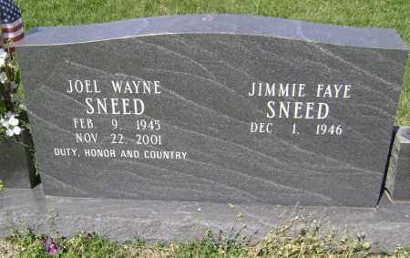 SNEED, JOEL WAYNE - Lawrence County, Arkansas | JOEL WAYNE SNEED - Arkansas Gravestone Photos
