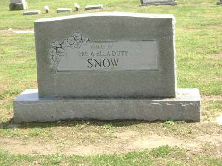 SNOW FAMILY STONE,  - Lawrence County, Arkansas |  SNOW FAMILY STONE - Arkansas Gravestone Photos