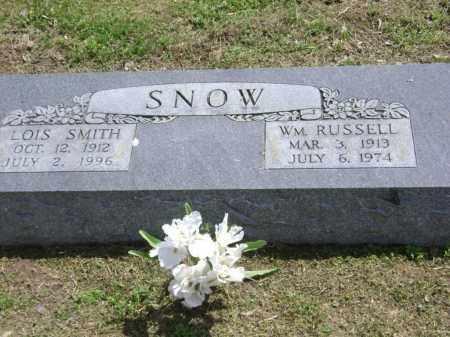 SNOW, LOIS - Lawrence County, Arkansas | LOIS SNOW - Arkansas Gravestone Photos
