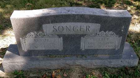 SONGER, BESSIE REBECCA - Lawrence County, Arkansas | BESSIE REBECCA SONGER - Arkansas Gravestone Photos
