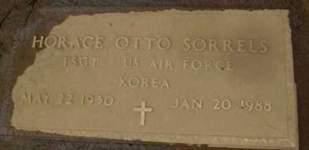 SORRELLS  (VETERAN KOR), HORACE OTTO - Lawrence County, Arkansas | HORACE OTTO SORRELLS  (VETERAN KOR) - Arkansas Gravestone Photos