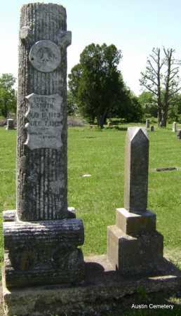 SOUTH, EVIA - Lawrence County, Arkansas   EVIA SOUTH - Arkansas Gravestone Photos
