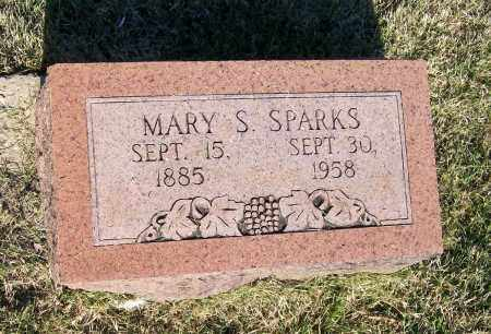 SPARKS, MARY SUSAN - Lawrence County, Arkansas | MARY SUSAN SPARKS - Arkansas Gravestone Photos
