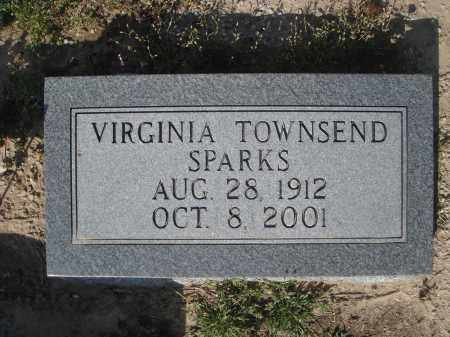 TOWNSEND JONES, VIRGINIA - Lawrence County, Arkansas | VIRGINIA TOWNSEND JONES - Arkansas Gravestone Photos