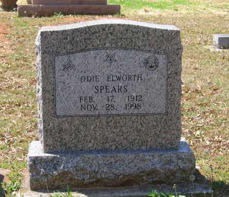 SPEARS, ODIE ELWORTH - Lawrence County, Arkansas | ODIE ELWORTH SPEARS - Arkansas Gravestone Photos