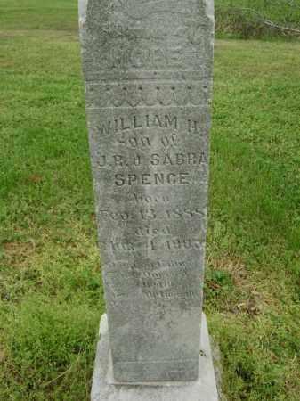 SPENCE, WILLIAM H. - Lawrence County, Arkansas | WILLIAM H. SPENCE - Arkansas Gravestone Photos