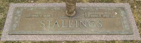 STALLINGS, HAZEL - Lawrence County, Arkansas | HAZEL STALLINGS - Arkansas Gravestone Photos