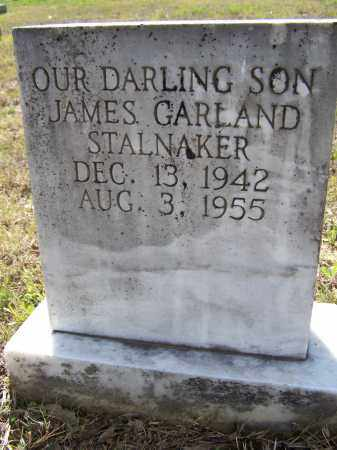 STALNAKER, JAMES GARLAND - Lawrence County, Arkansas | JAMES GARLAND STALNAKER - Arkansas Gravestone Photos