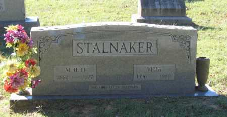 STALNAKER, JAMES ALBERT - Lawrence County, Arkansas   JAMES ALBERT STALNAKER - Arkansas Gravestone Photos