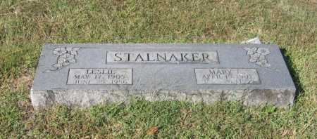 CLARK STALNAKER, MARY ETHEL - Lawrence County, Arkansas | MARY ETHEL CLARK STALNAKER - Arkansas Gravestone Photos