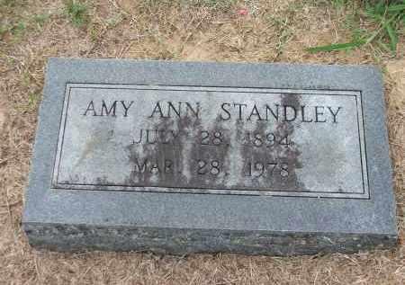 STANDLEY, AMY ANN DAVIS RICE - Lawrence County, Arkansas | AMY ANN DAVIS RICE STANDLEY - Arkansas Gravestone Photos