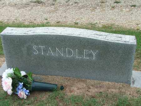 STANDLEY FAMILY STONE,  - Lawrence County, Arkansas    STANDLEY FAMILY STONE - Arkansas Gravestone Photos