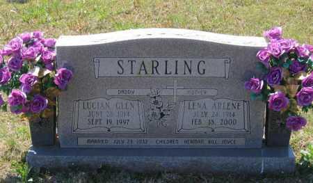 HORSMAN STARLING, LENA ARLENE - Lawrence County, Arkansas | LENA ARLENE HORSMAN STARLING - Arkansas Gravestone Photos