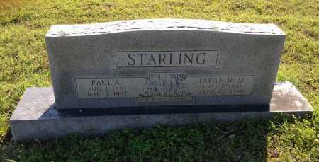 STARLING, ELEANOR MAKILA - Lawrence County, Arkansas | ELEANOR MAKILA STARLING - Arkansas Gravestone Photos