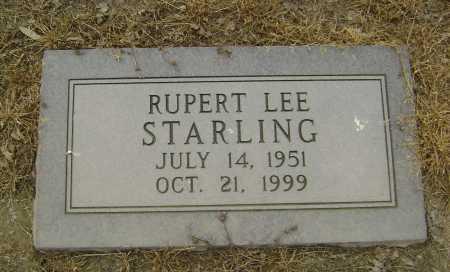STARLING, RUPERT LEE - Lawrence County, Arkansas   RUPERT LEE STARLING - Arkansas Gravestone Photos