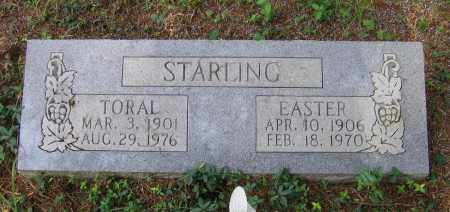 STARLING, EASTER - Lawrence County, Arkansas | EASTER STARLING - Arkansas Gravestone Photos