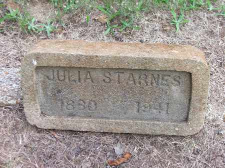 MOORE STARNES, JULIA EMMALINE - Lawrence County, Arkansas | JULIA EMMALINE MOORE STARNES - Arkansas Gravestone Photos
