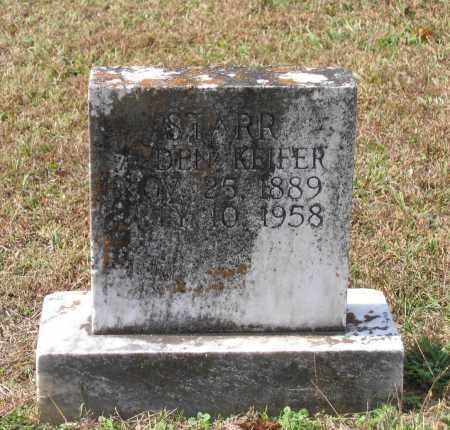 STARR, ALDEN KEIFER - Lawrence County, Arkansas | ALDEN KEIFER STARR - Arkansas Gravestone Photos