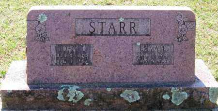 STARR, JOHN CAMERON - Lawrence County, Arkansas | JOHN CAMERON STARR - Arkansas Gravestone Photos