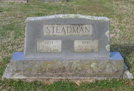 STEADMAN, LILLY L. - Lawrence County, Arkansas | LILLY L. STEADMAN - Arkansas Gravestone Photos