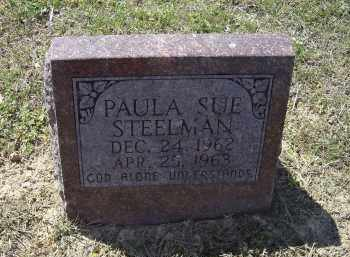 STEELMAN, PAULA SUE - Lawrence County, Arkansas | PAULA SUE STEELMAN - Arkansas Gravestone Photos