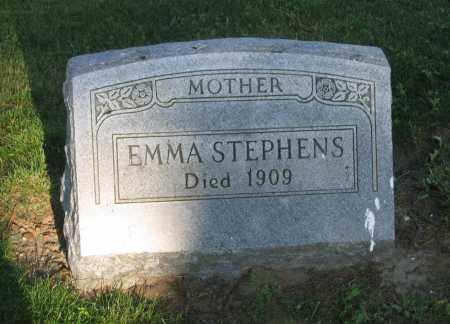 STEPHENS, EMMA - Lawrence County, Arkansas   EMMA STEPHENS - Arkansas Gravestone Photos