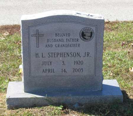 STEPHENSON, JR., H. L. - Lawrence County, Arkansas | H. L. STEPHENSON, JR. - Arkansas Gravestone Photos